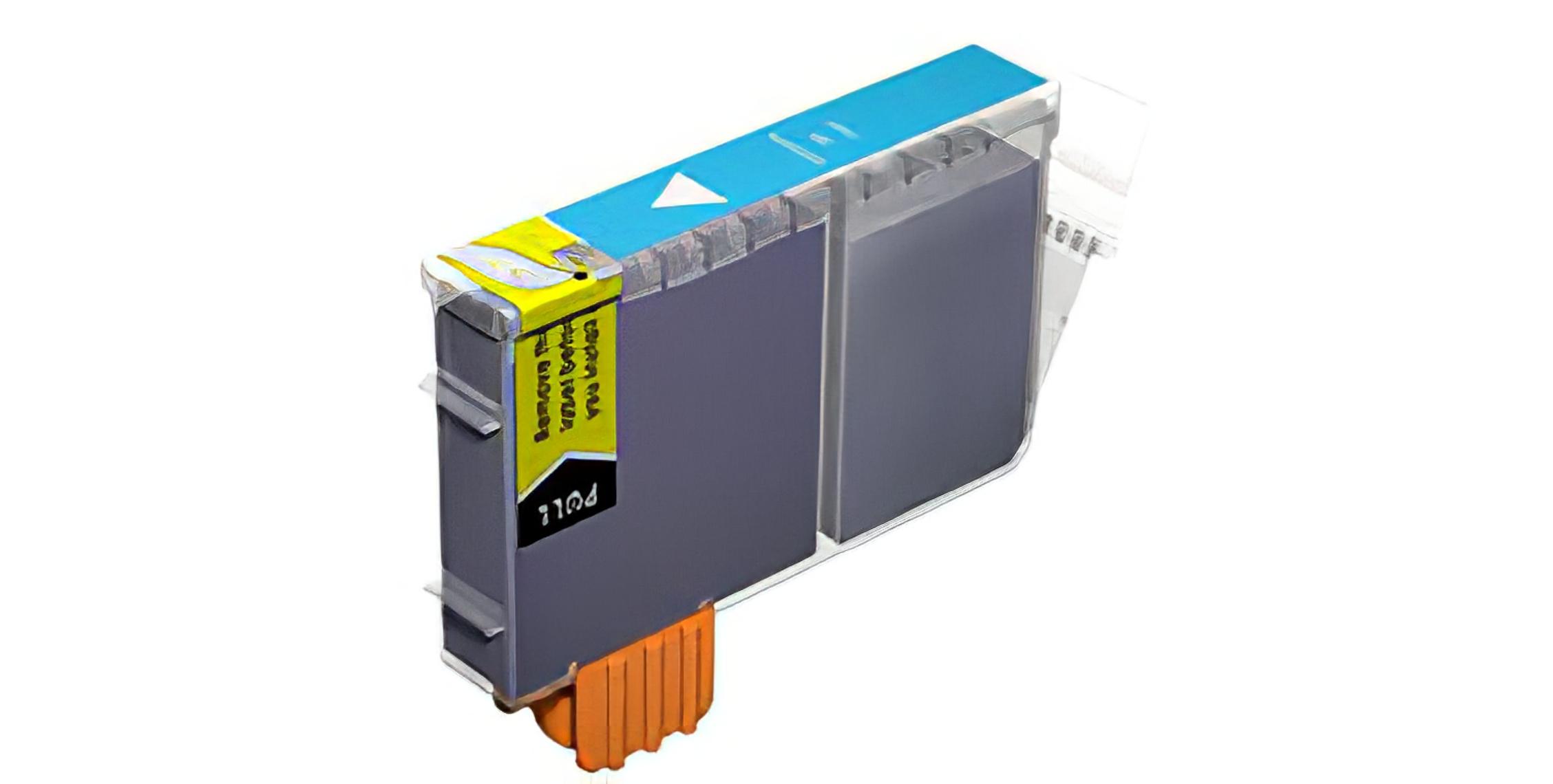 Картридж BCI-5PC/ BCI-6PC, фото-голубой