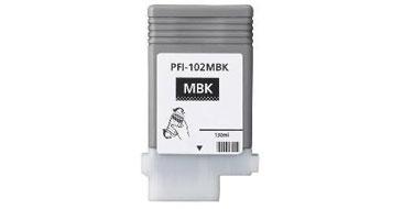 Картридж PFI-102MBK
