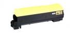 Картридж TK-550Y, желтый