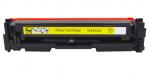 Картридж CF412A, желтый
